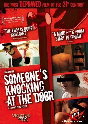 Чей-то стук в дверь / В дверь кто-то стучит / Someones Knocking at the Door (2009/BDRip/720p/HDRip/1400Mb)