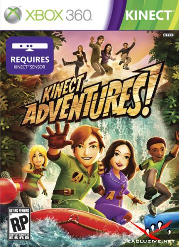 Kinect Adventures (2010/RF/ENG/XBOX360)