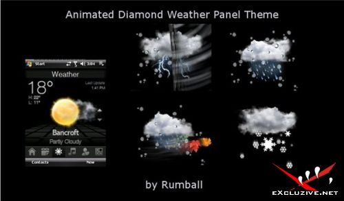 Animated Weather 1.0.1.517 Rus/ML