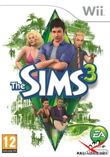 The Sims 3 (2010/PAL/ENG/Wii)
