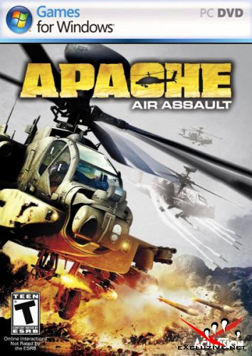 Apache: Air Assault (2010/RUS/ENG/MULTI6/Full/Repack) Релиз от TRiViUM