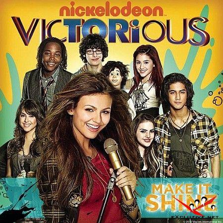 Виктория - победительница / Victorious (2010/WEB-DLRip)