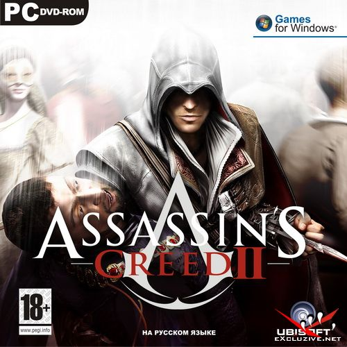 Assassin's Creed 2 (2010/RUS/RePack by R.G.ReCoding)