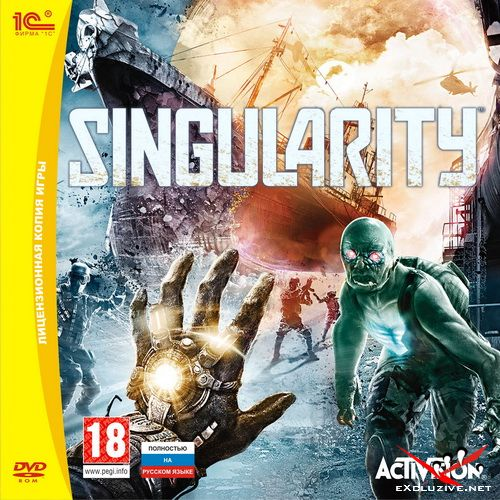 Singularity (2010/RUS/Rip by MOP030B)
