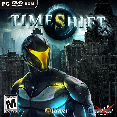 TimeShift (2007/RUS/Repack by R.G. OnePack)