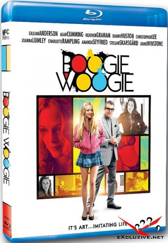 Буги-Вуги / Boogie Woogie (2009/HDRip/700Mb/1400МВ)