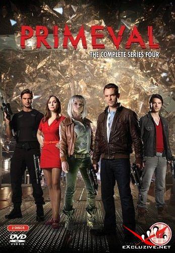 Первобытное / Портал Юрского Периода / Primeval / 4 сезон (2011/HDTVRip)