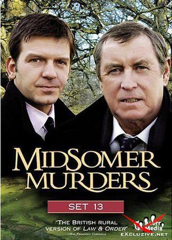 Чисто английские убийства / Midsomer Murders/13 сезон/ (2010) SATRip