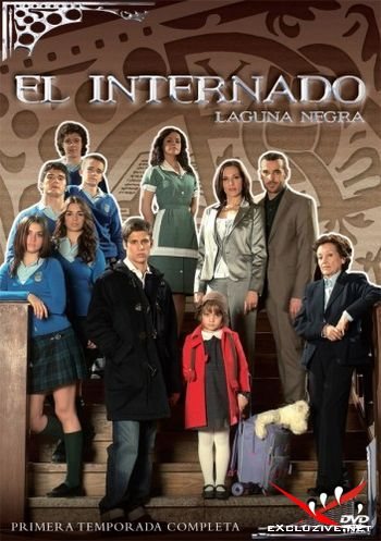Черная лагуна / El Internado/1сезон (2007) DVDRip