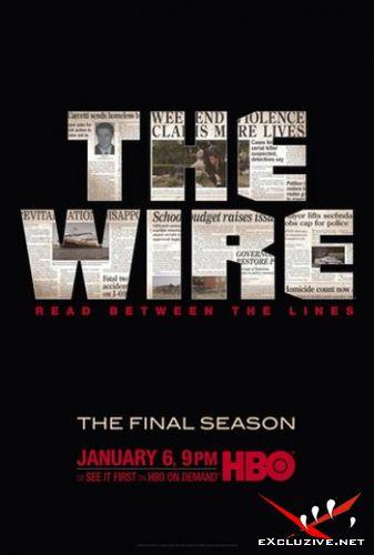 Прослушка / The Wire / 5 cезон (2008) DVDRip