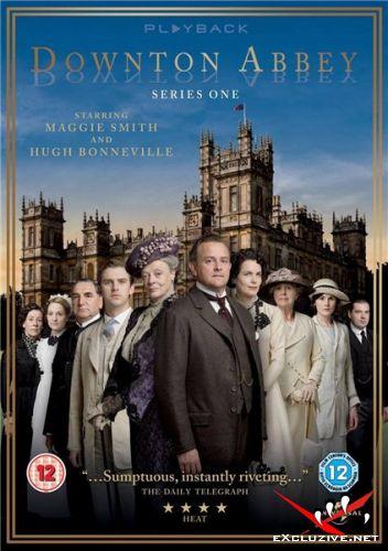 Аббатство Даунтон / Downton Abbey (2010) 1 сезон BDRip