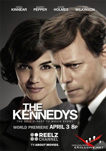 Клан Кеннеди / The Kennedys (2011) WEB-DLRip