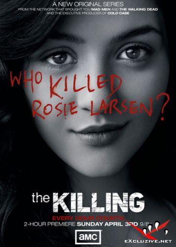Убийство / The Killing (2011) 1 сезон HDTVRip