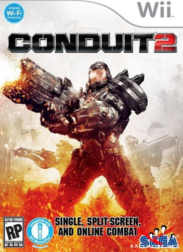 The Conduit 2 (2011/PAL/ENG/DE/Wii)