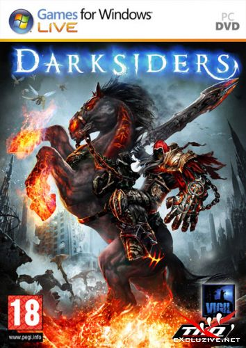Darksiders: Wrath of War (3хDVD5) (2010/RUS/ENG/Multi6)
