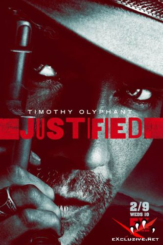 Правосудие / Justified (2011) 2 сезон WEB-DLRip