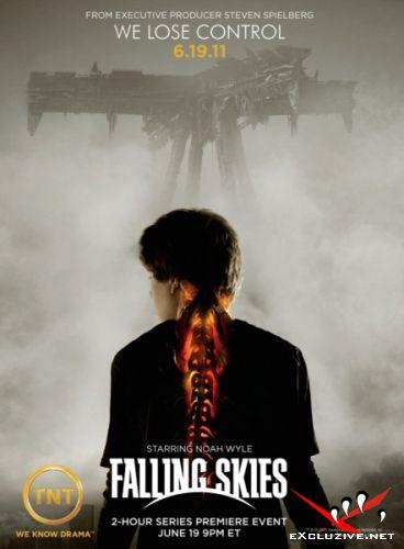Рухнувшие небеса / Сошедшие с небес / Falling Skies (2011) 1 сезон WEB-DLRip