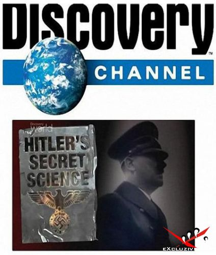 Discovery.Тайная наука Гитлера / Discovery.Hitler's Secret Science (2010) SATRip