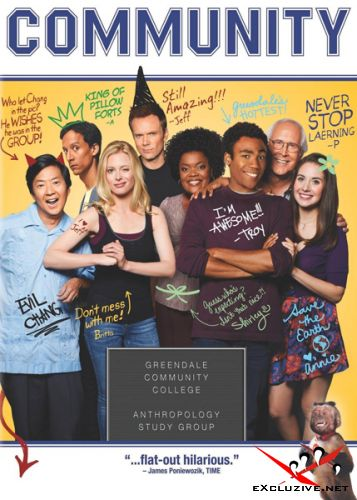 ���������� / Community (2011) 3 ����� HDTVRip