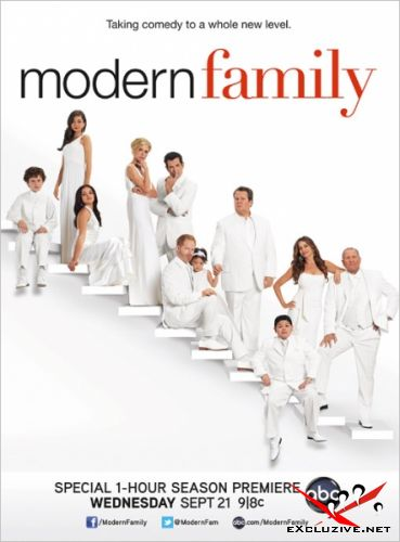 �������� �������� / ������������ ������� / Modern Family (2011) 3 ����� HDTVRip