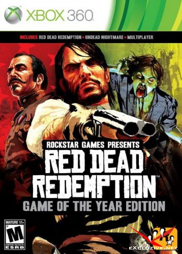 Red Dead Redemption: Game of the Year Edition (2011/ENG/XBOX360/RF)