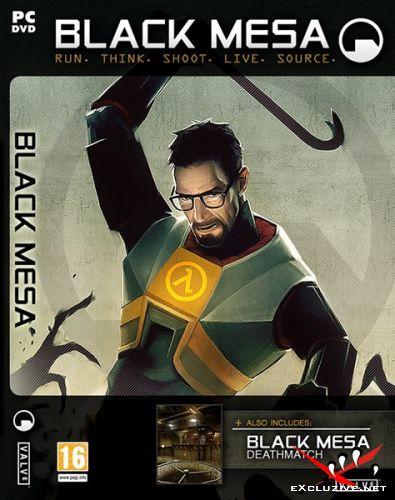 Black Mesa (2012/ENG)