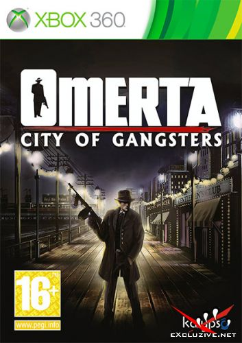 Omerta City Of Gangsters (2013/XBOX360/RF/ENG)