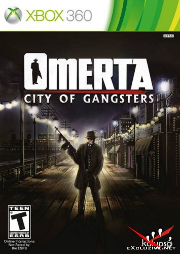 Omerta: City of Gangsters (2013/RF/ENG/XBOX360)