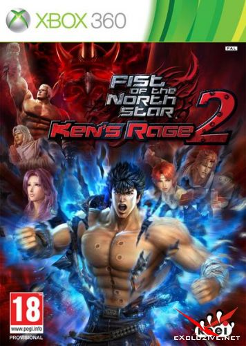 Fist of the North Star: Ken's Rage 2 (2013/XBOX360/RF/ENG)