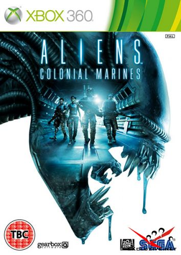 Aliens Colonial Marines (2013/XBOX360/RF/MULTI5/ENG)
