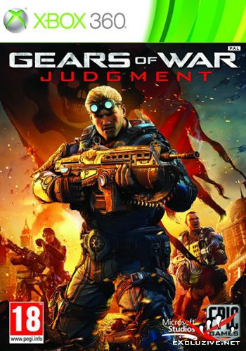 Gears of War: Judgment (2013/ENG/RF/XBOX360)