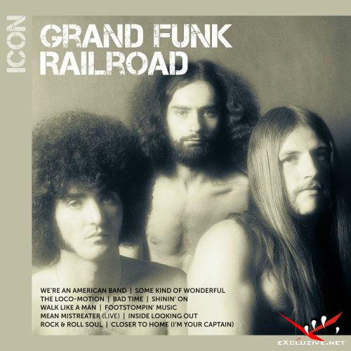Grand Funk Railroad - Icon (2013)