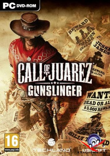Call of Juarez: Gunslinger (2013/RUS/ENG/MULTI10/Full/Repack)