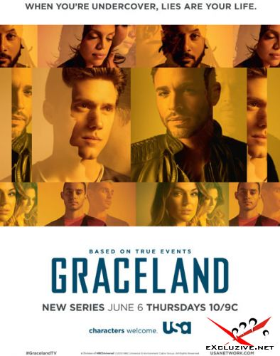 ��������� / Graceland (2013) 1 ����� HDTVRip