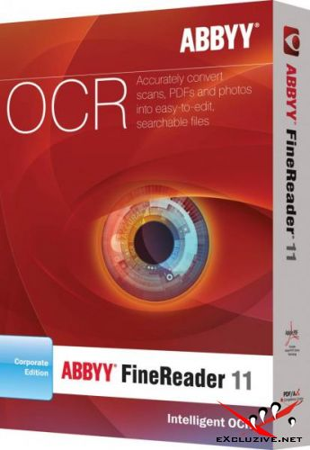 ABBYY FineReader 11.0.110.122 Corporate Edition Portable by Punsh