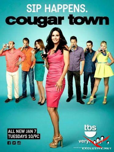 ����� ������ / Cougar Town (2015) 6 ����� WEB-DLRip