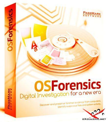 PassMark OSForensics Professional 5.2 Build 1000 Final