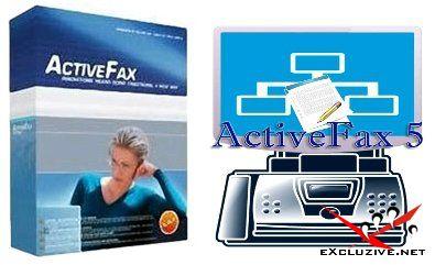 ActiveFax Server 6.80 Build 0301 (x86/x64)