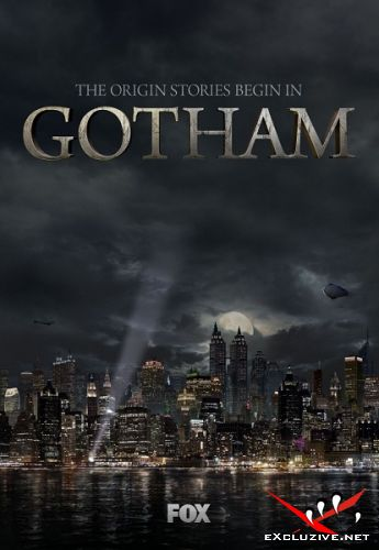 ����� / Gotham (2014) 1 ����� WEB-DLRip + WEB-DL 720p
