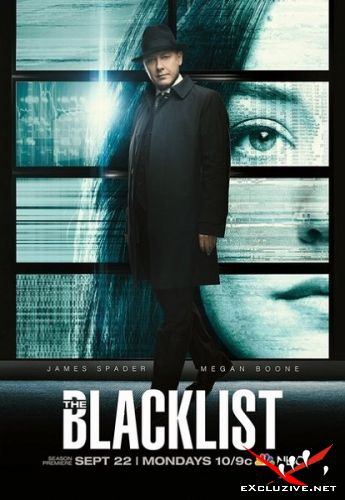 ������ ������ / The Blacklist (2014) 2 ����� WEB-DL 720p
