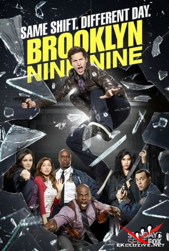������� 9-9 / Brooklyn Nine-Nine (2014) 2 ����� WEB-DLRip