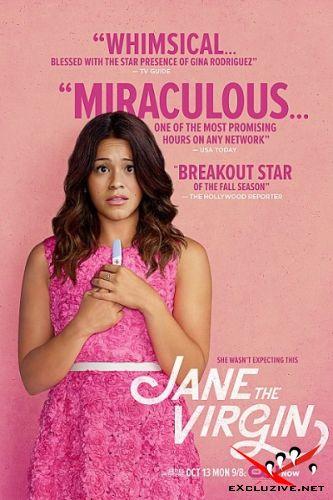 ������������ �����  / Jane the Virgin (2014) 1 ����� WEB-DLRip