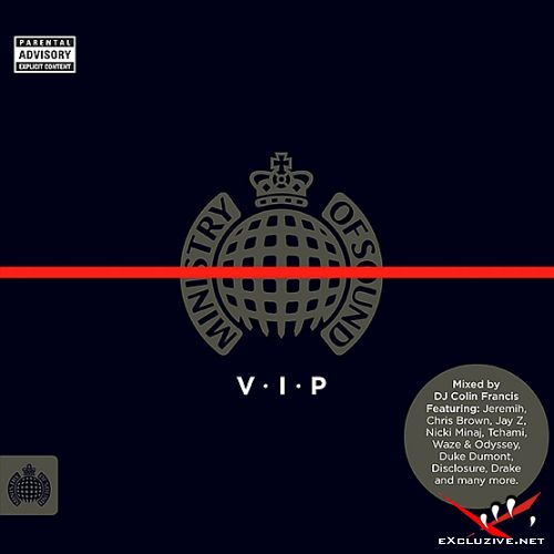 Ministry Of Sound: Vip (2015)