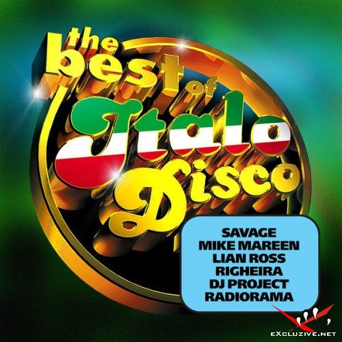 The Best Of Italo Disco Vol.2 (2014)