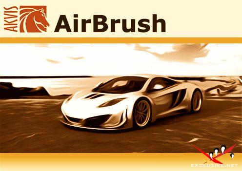 AKVIS AirBrush 5.1.532.15715 (x86/x64)