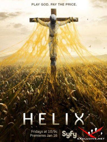 ������� / Helix (2015) 2 ����� WEB-DL 720p