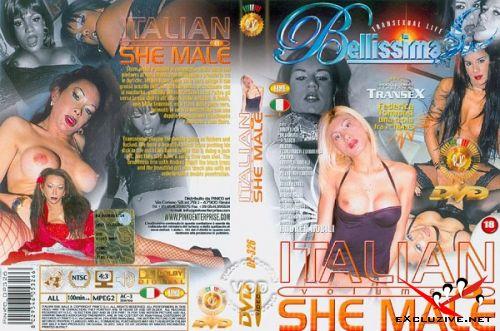 Italian She Мale 8 (2005) DVDRip