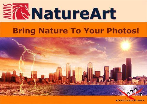 AKVIS NatureArt 9.1.1670.14843 (x86/x64)