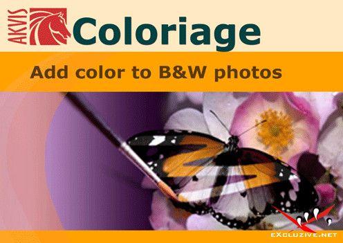 AKVIS Coloriage 10.6.1201.14840 (x86/x64)