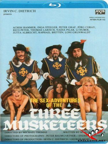 $���������� ����������� ���� ���������� / Die $ex-Abenteuer der drei Musketiere (1971) BDRip